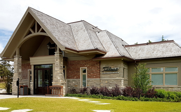Titleist Fitting Building